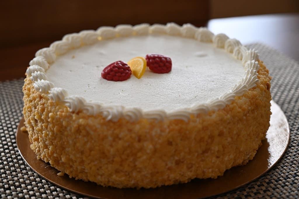 Costco Raspberry Lemonade Cake