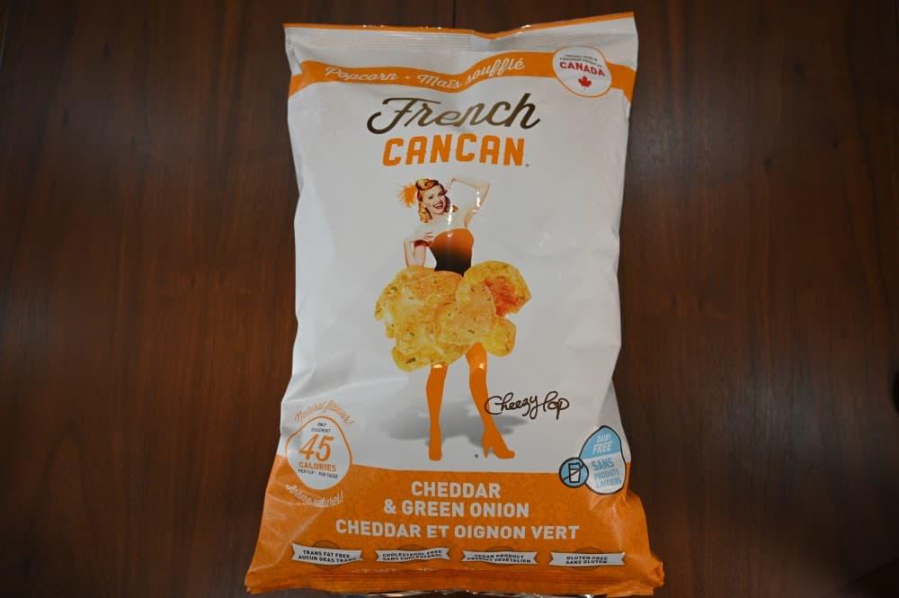 Costco French Cancan Popcorn