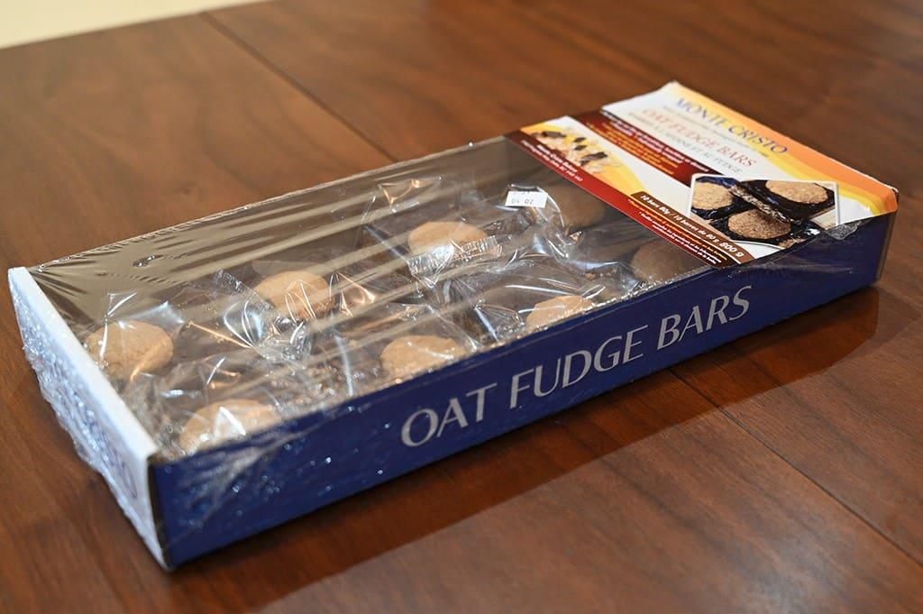 Costco Monte Cristo Oat Fudge Bars