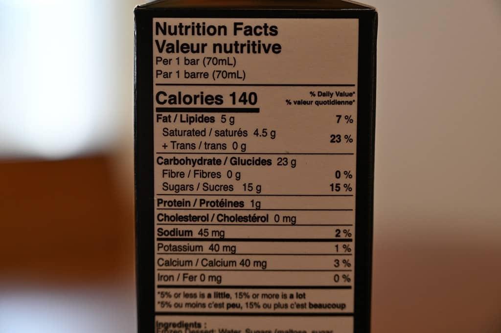 Costco brown sugar boba bar ingredients
