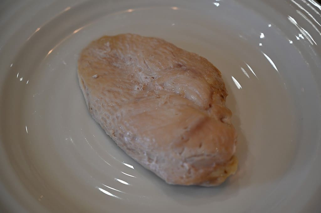 Costco Yorkshire Valley Farms Organic Frozen Chicken Breasts Cooked