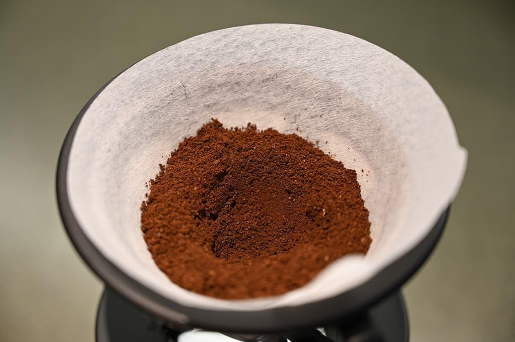 Ground  Ethical Bean Coffee Lush Medium Dark Roast