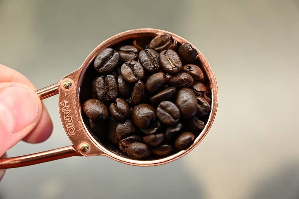 Costco Ethical Bean Coffee Lush Medium Dark Roast Beans
