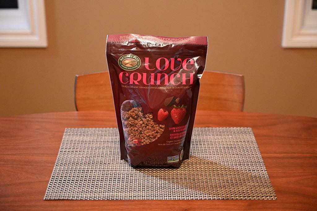 Costco Nature's Path Organic Love Crunch Granola