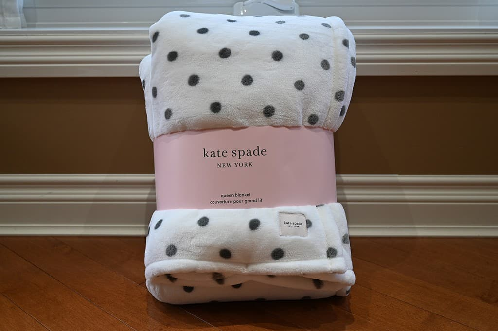 Costco Kate Spade Blanket