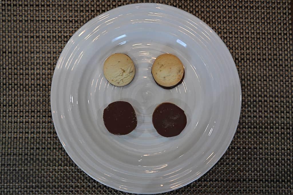 Costco Charlotte's Chocolatey Almond Shortbread Cookies