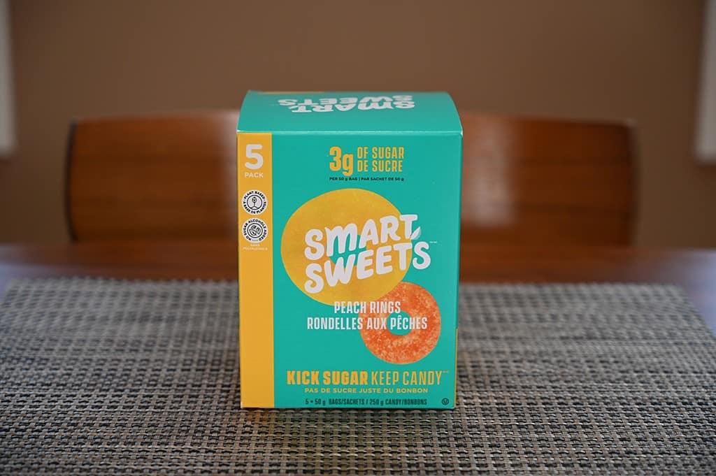 Costco Smart Sweets Peach Rings