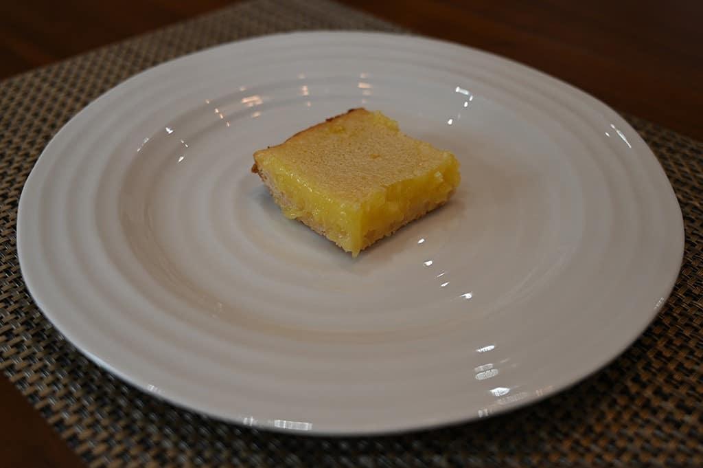 Costco Krusteaz Meyer Lemon Bar Mix Lemon Bar