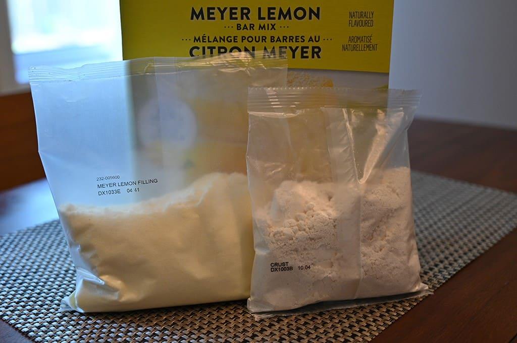 Costco Krusteaz Meyer Lemon Bar Mix