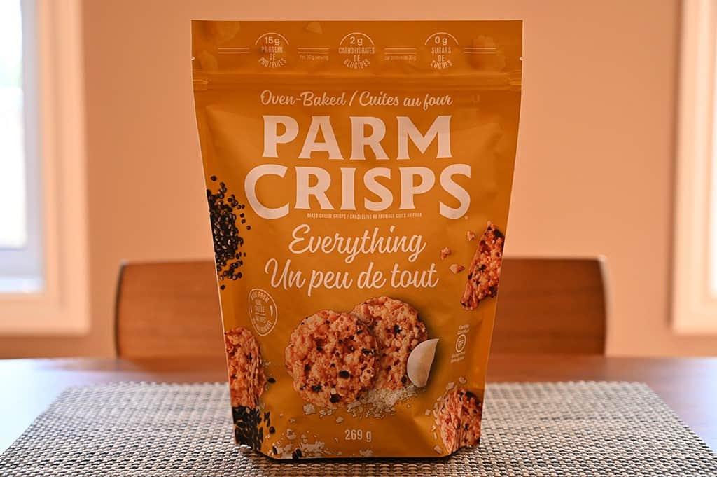 Costco Everything Parm Crisps