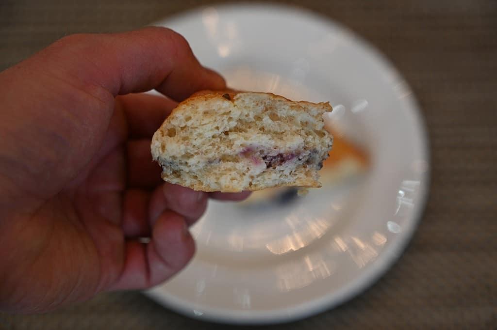 Costco Monte Cristo Whole Wheat Blueberry Scones