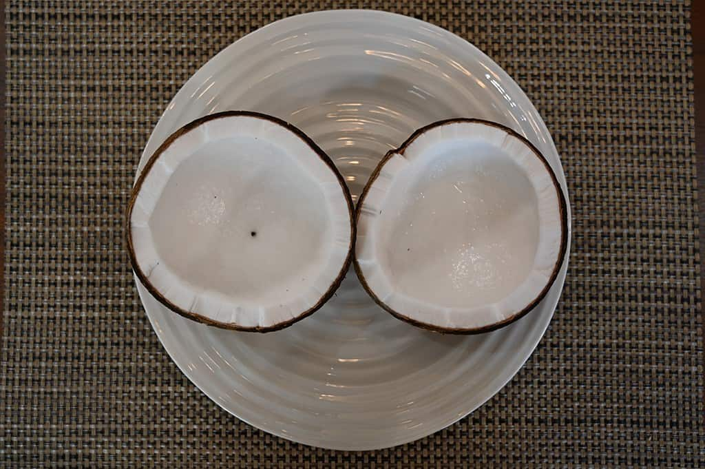 Costco Genuine Coconut Drink & Eat Orgnanic Fresh Coconut