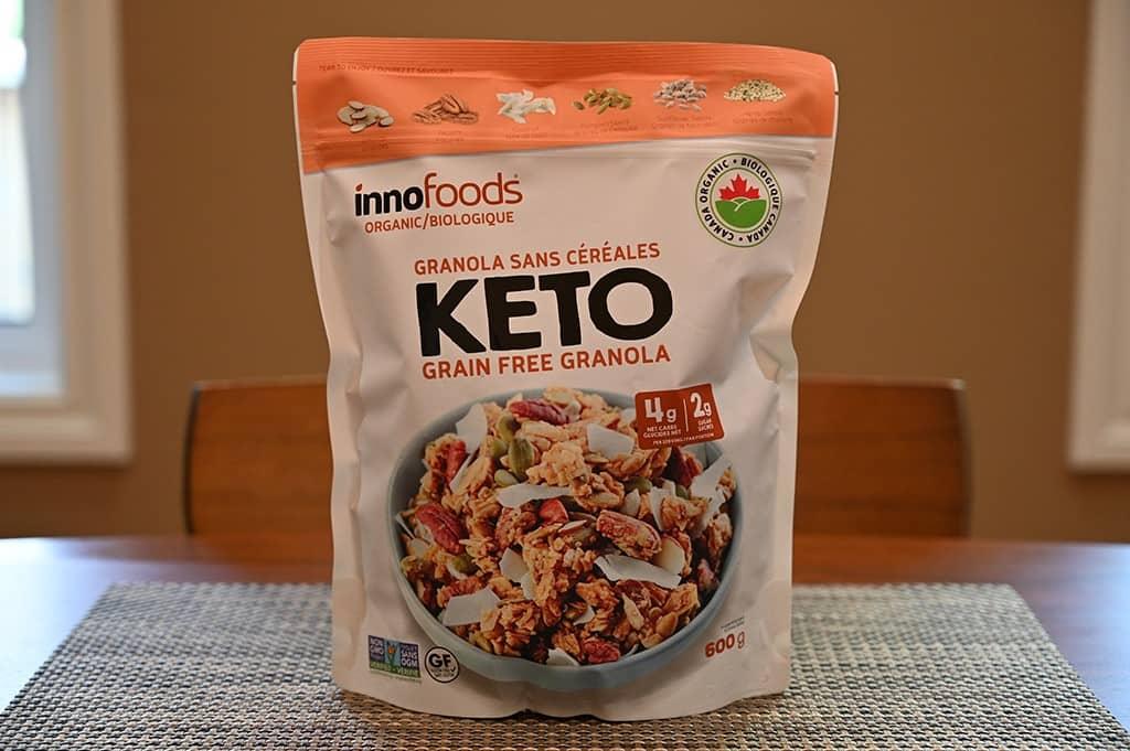 Costco innofoods Keto Granola