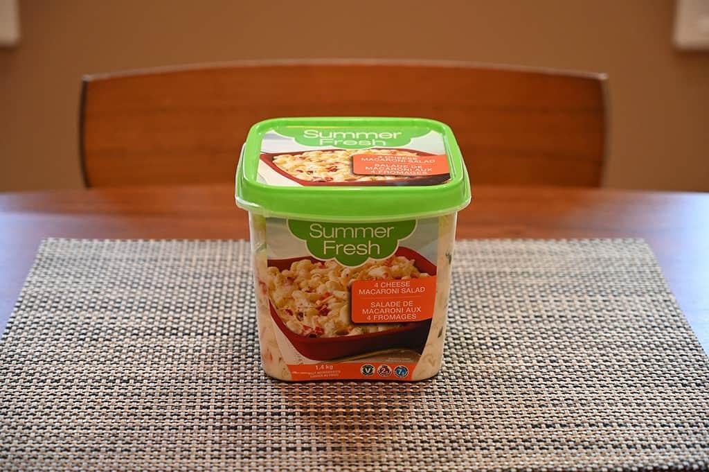 Costco Summer Fresh Macaroni Salad