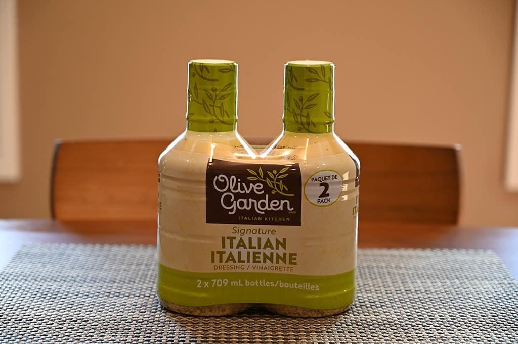 Costco Olive Garden Signature Italian Dressing