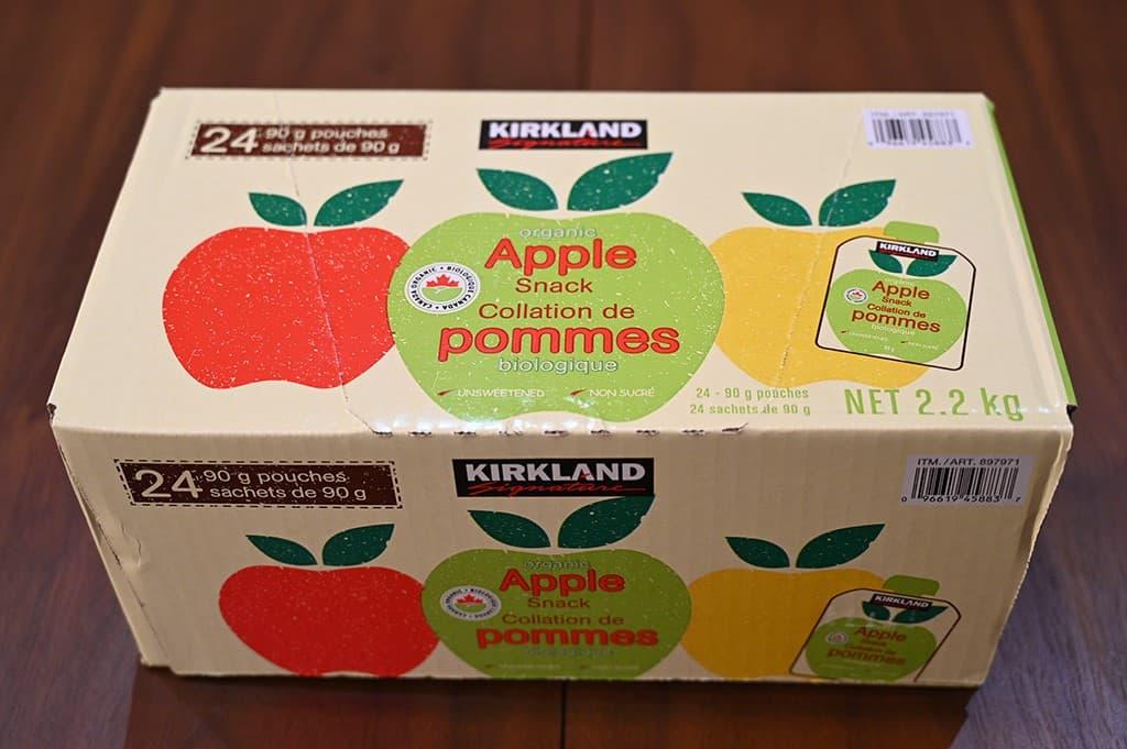 Costco Kirkland Signature Apple Snack