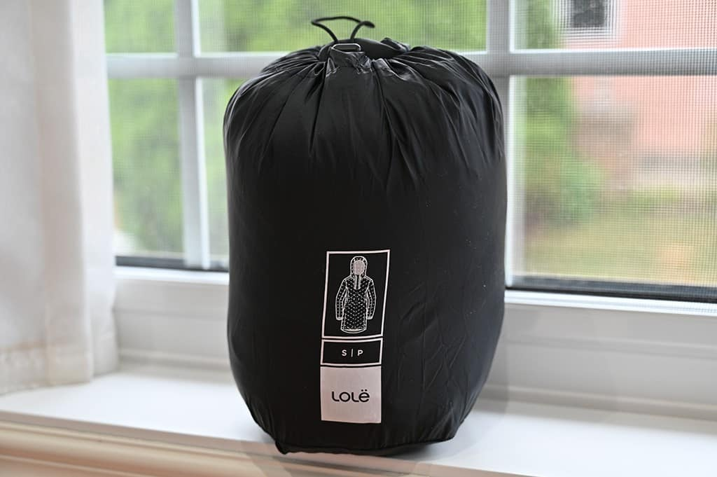Costco Lole Packable Jacket