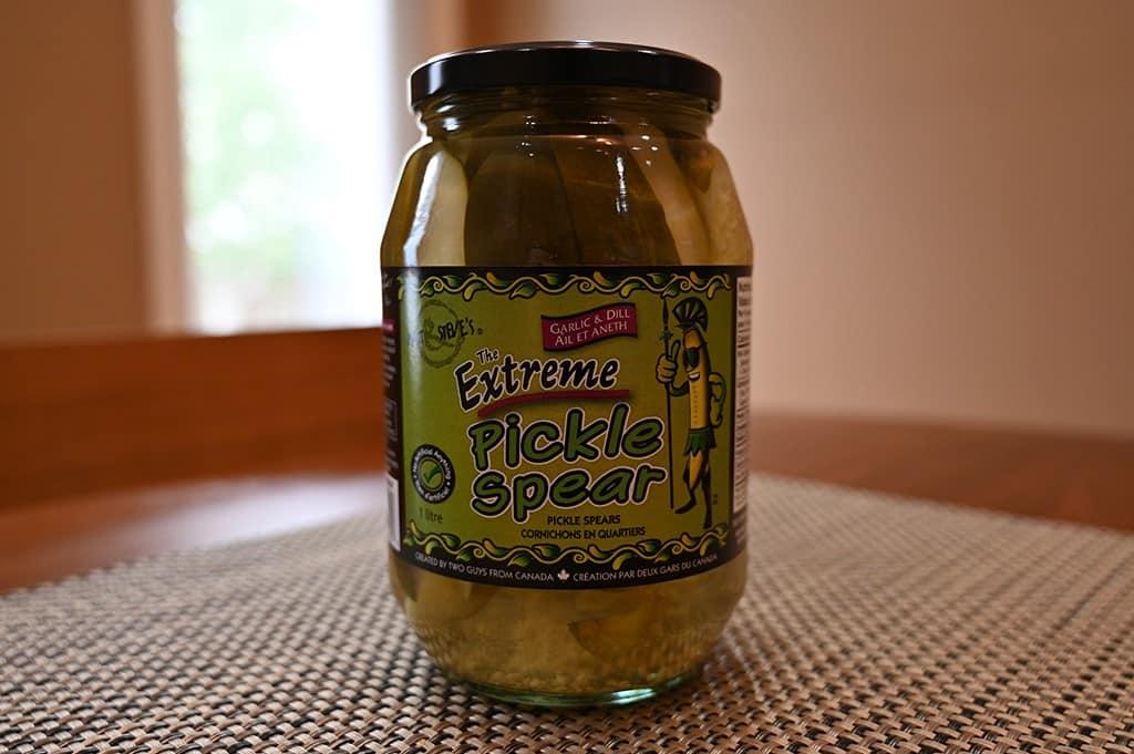 Costco Matt & Steve's Extreme Pickle Spears