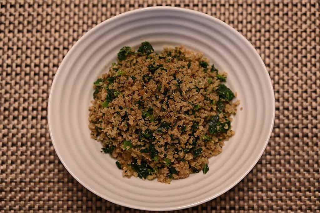 Costco Norquin Frozen Quinoa & Kale