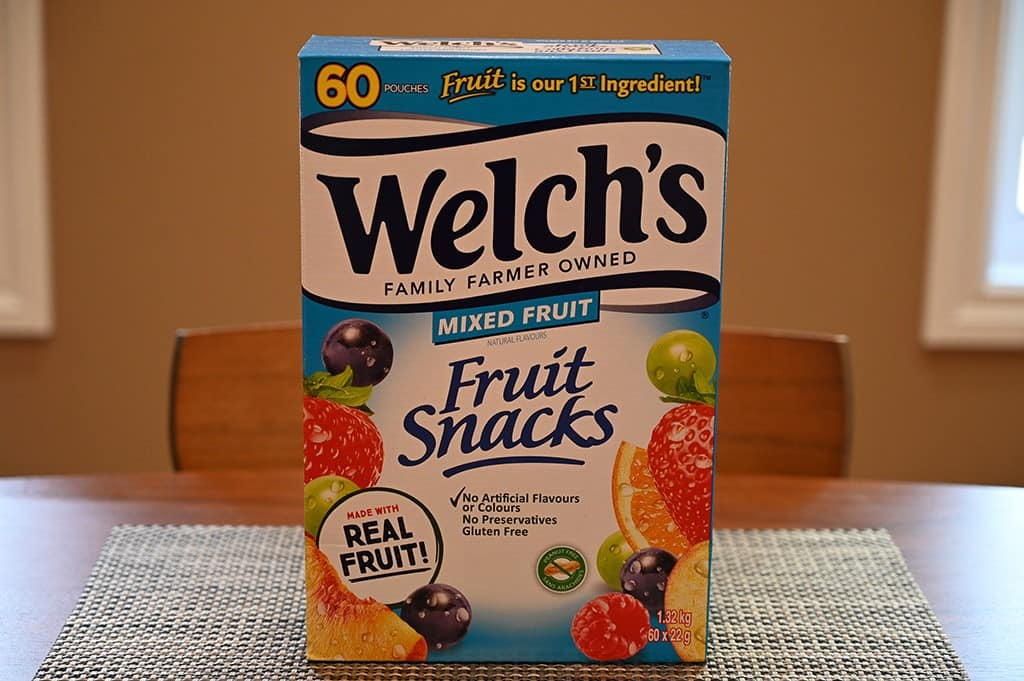 Costco Welch's Fruit Snacks