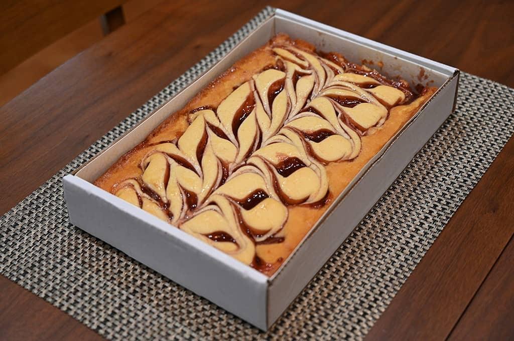 Costco Charlotte's Raspberry Cream Cake