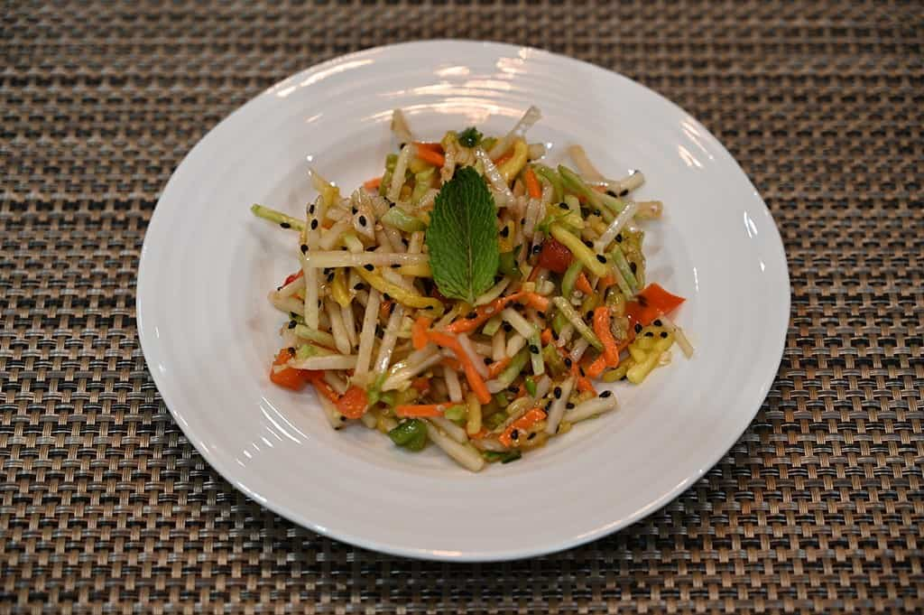 Costco Just Thai Papaya Salad