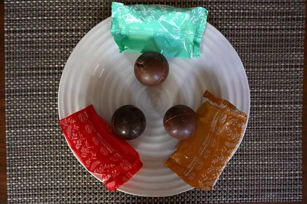 Costco Deavas Hot Chocolate Bombs Unwrapped