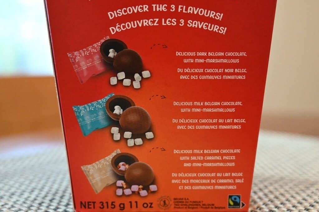 Costco Deavas Hot Chocolate Bombs