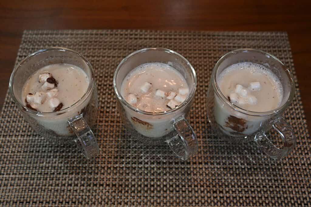 Costco Deavas Hot Chocolate Bombs Melting Before Mixing